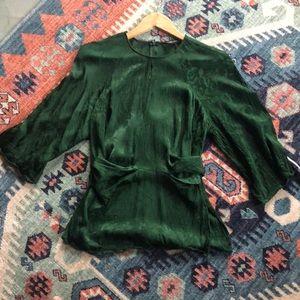 Zara Blouse 3/4 Length Sleeve